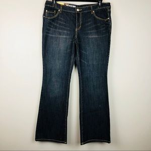 BRAND NEW MOSSIMO SUPPLY COMPANY BOOTCUT JEANS!!